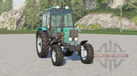 MTZ-82.1 Belꭤrus for Farming Simulator 2017