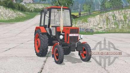 MTZ-80 Belarus for Farming Simulator 2015