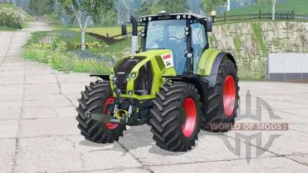Claas Axioꞃ 850 for Farming Simulator 2015