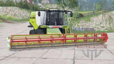 Claas Lexion 780〡improving few details for Farming Simulator 2015