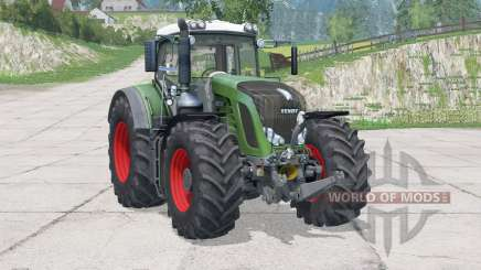 Fendt 936 Vario〡animated many parts for Farming Simulator 2015