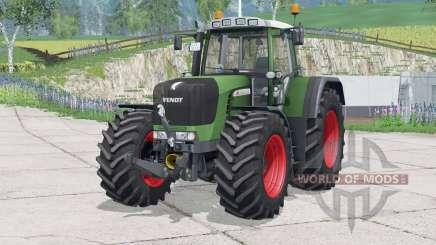 Fendt 930 Vario ƬMS for Farming Simulator 2015