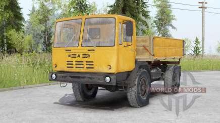 KAZ-4540 Colchis v1.3 for Spin Tires
