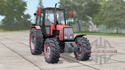 MTZ-1221 Belarus 41214 digital speedometerρ for Farming Simulator 2017