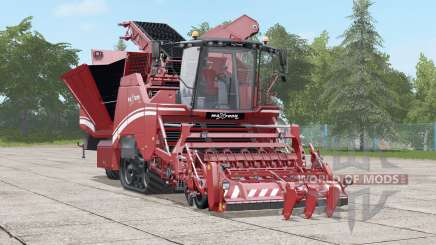 Grimme Maxtron 620〡capacity 100000 liters for Farming Simulator 2017