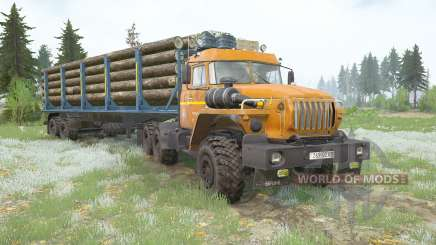Ural-44202 v2.0 for MudRunner