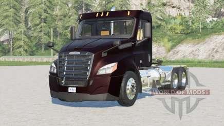 Freightliner Cascadia Day Cab for Farming Simulator 2017