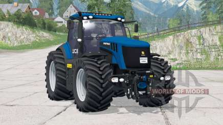 JCB Fastrac 8310〡dust from the wheels for Farming Simulator 2015