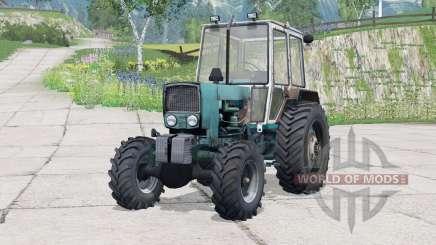 UMZ-6KL 41 rocking axis for Farming Simulator 2015