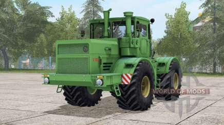 Kirovets K-701〡color selection is available for Farming Simulator 2017