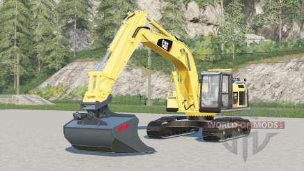 Caterpillar 320E L for Farming Simulator 2017