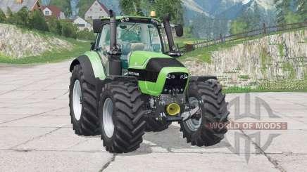 Deutz-Fahr 6210 TTV Agrotron for Farming Simulator 2015