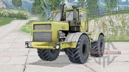 Kirovets K-700A〡 opens the hood for Farming Simulator 2015