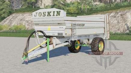 Joskin Ferti-Cap〡design choice for Farming Simulator 2017