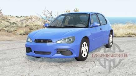 Hirochi Sunburst 5-door Hatchback v1.2 for BeamNG Drive