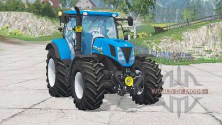 New Holland Ƭ7.170 for Farming Simulator 2015