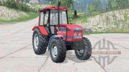 MTZ-1025.3 Belarusꞔ for Farming Simulator 2015