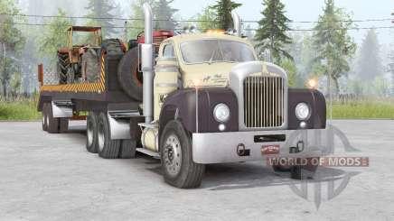 Mack B61 v1.3 for Spin Tires