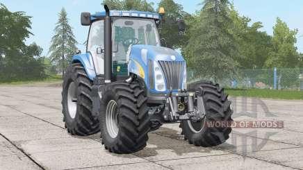 New Holland TG28ⴝ for Farming Simulator 2017