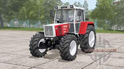 Steyr 8165 Turbo for Farming Simulator 2017