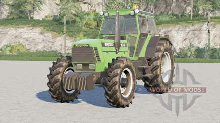 Torpedo RX 170〡with or without front weight for Farming Simulator 2017