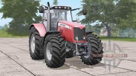 Massey Ferguson 7400 serieᵴ for Farming Simulator 2017