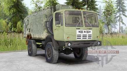 KAZ-4540 Colchis v1.2 for Spin Tires