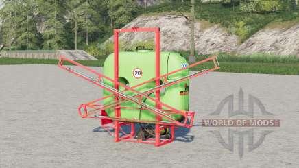 Krukowiak Optimal 400-12 for Farming Simulator 2017