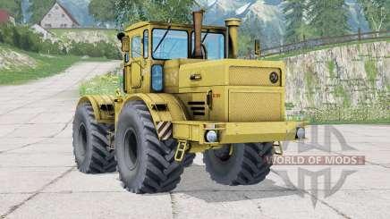 Kirovets K-701〡s engine YAMZ-240NM for Farming Simulator 2015
