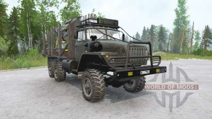 Ural-43Ձ0 for MudRunner