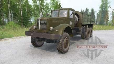 YAAZ-210 for MudRunner