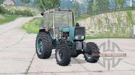 YuMZ-6KL〡change sounds for Farming Simulator 2015