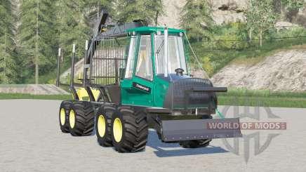 Timberjack 810B for Farming Simulator 2017
