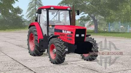 Zetor 11641 Forterra〡power selection for Farming Simulator 2017