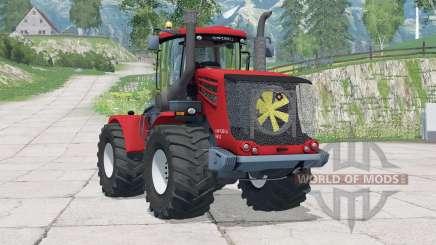 Kirovets K-9450〡grown physics for Farming Simulator 2015