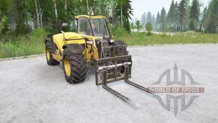Caterpillar TH357 for MudRunner