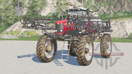 Massey Ferguson 9030〡6 tire configurations for Farming Simulator 2017