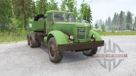 YaAZ-210G for MudRunner