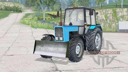 MTZ-82.1 Belarus〡with blade for Farming Simulator 2015