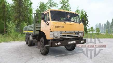 KAMAZ-5510Ձ for MudRunner