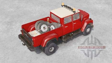 International Harvester Loadstar 1700 v1.3 for Spin Tires
