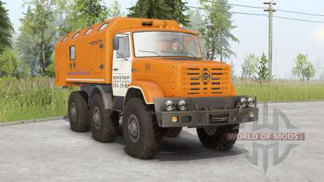 ZiL-497Ձ for Spin Tires