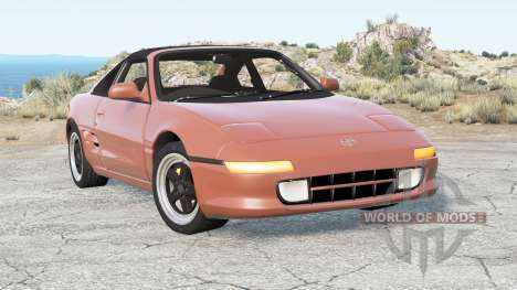Toyota MR2 GT T-Bar (W20) 1993 for BeamNG Drive