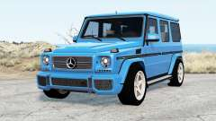 Mercedes-Benz G 65 AMG (W463) 201ⴝ for BeamNG Drive