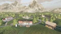Slovenian Countryside for Farming Simulator 2017