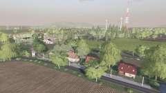 Dolina Kwiatow v1.1.1 for Farming Simulator 2017