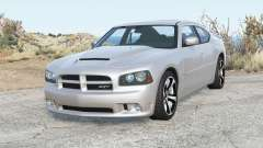 Dodge Charger SRT8 (LX) 2006 for BeamNG Drive