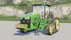 John Deere 8RT series〡front weight configuration for Farming Simulator 2017