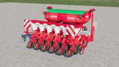 Gaspardo MTE-6R for Farming Simulator 2017