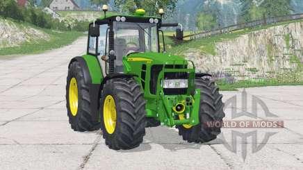 John Deere 6930 Premiꭒm for Farming Simulator 2015